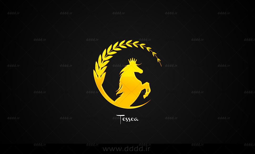 طراحی لوگو و آرمطراحی لوگو شرکت تسکا