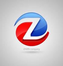 طراحی لوگو شرکت زرین