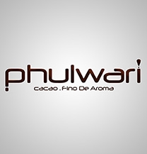 طراحی لوگو شرکت Phulwari