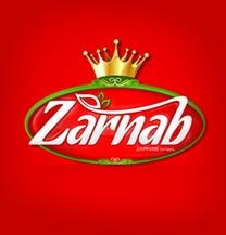 طراحی لوگو شرکت زرناب