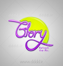 طراحی لوگو شرکت گلوری (Glory)