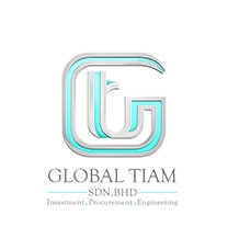 طراحی لوگو شرکت بین المللی تیام
