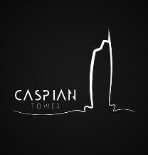 طراحی آرم برج کاسپین