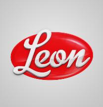 طراحی لوگو شرکت لئون (Leon)