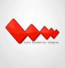 طراحی لوگو شرکت سما