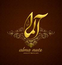طراحی لوگو شرکت آلمالیا