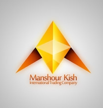 طراحی لوگو شرکت منشور کیش