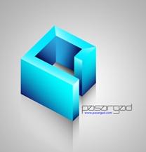 طراحی لوگو آرم شرکت پاسارگاد