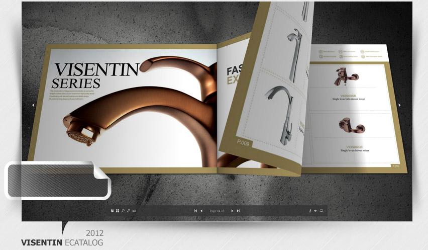 کاتالوگ الکترونیک Visentin