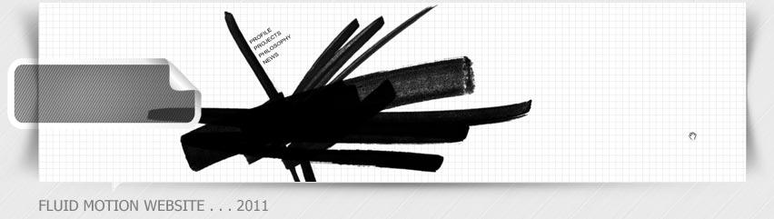 طراحی سایت فلش شرکت حرکت سیال 2011
