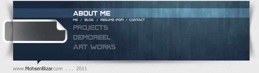 طراحی سایت فلش شرکت انیمیشن سازی بیزر