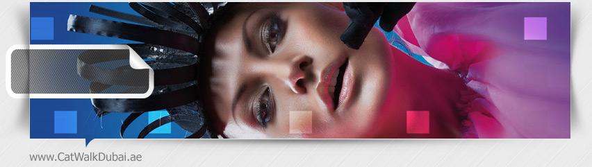 طراحی سایت فلش شرکت CatWalk دُبی