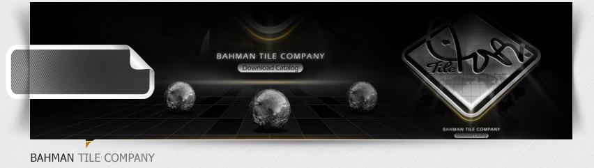 طراحی سایت فلش کاشی بهمن