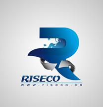 طراحی لوگو شرکت رایزکو