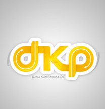 طراحی لوگو شرکت دانا کار پرداز