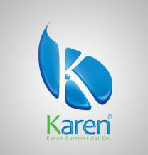 طراحی لوگو شرکت کارن