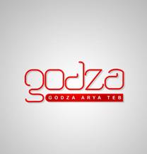 طراحی لوگو شرکت گادزا