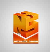 طراحی لوگو شرکت نوتریگا شیمی