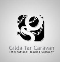 طراحی لوگو شرکت گیلدا تار