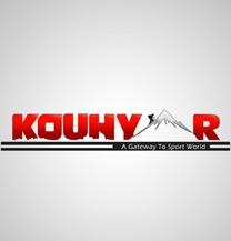 طراحی لوگو شرکت کوهیار