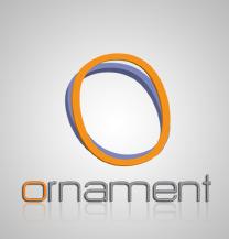 طراحی لوگو برند اورنامنت