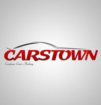طراحی لوگو برند CarsTown