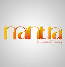 طراحی لوگو برند مانترا