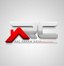 طراحی لوگو شرکت آرک