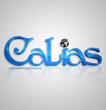 طراحی لوگو شرکت کالیاس