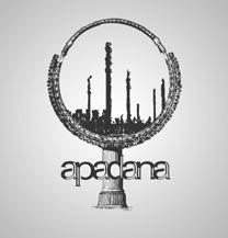 طراحی لوگو شرکت آپادانا