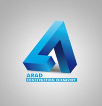 طراحی لوگو آرم شرکت آراد