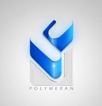 طراحی لوگو شرکت پلیمران