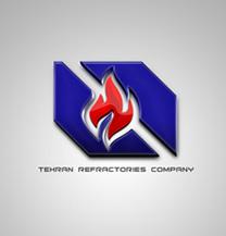 طراحی لوگو شرکت نسوز تهران
