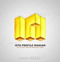 طراحی لوگو شرکت ایستا پروفیل ایرانیان