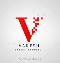 طراحی لوگو شرکت وارش