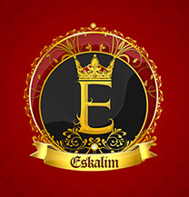 طراحی لوگو شرکت اسکالیم