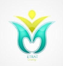 طراحی لوگو سازمان خیریه عترت