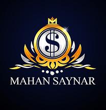 طراحی لوگو شرکت ماهان ساینار
