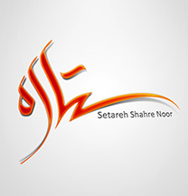 طراحی لوگو شرکت ستاره نور