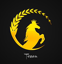 طراحی لوگو شرکت تسکا