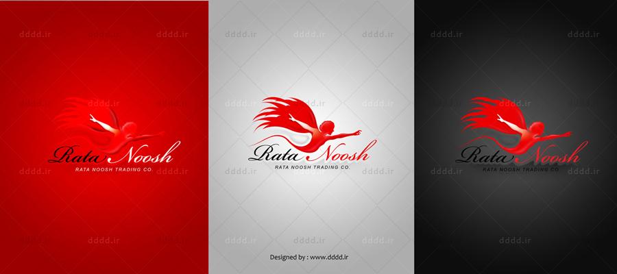 طراحی لوگو شرکت راتانوش - شرکت بعد چهارم01 02 04 05 01 ...