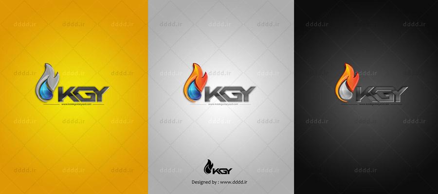 طراحی لوگو شرکت کولاک گستر یزد - شرکت بعد چهارم01 ...