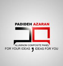 طراحی لوگو شرکت پدیده آذران