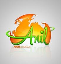 طراحی لوگو شرکت آنیل
