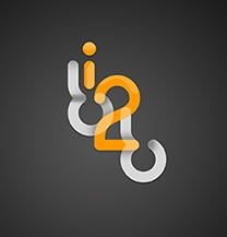 طراحی لوگو مونوگرام شرکت ib2b