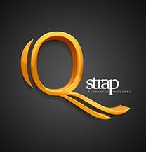طراحی لوگو شرکت Q Strap