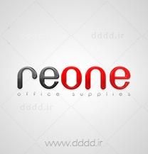 طراحی لوگو مونوگرام شرکت ریوان (ReOne)