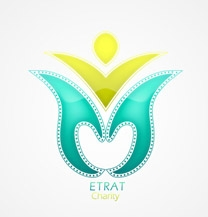 طراحی لوگو خیریه عترت