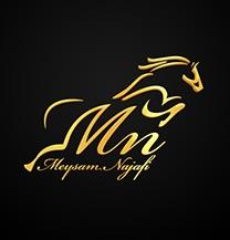 طراحی لوگو شرکت نجفی