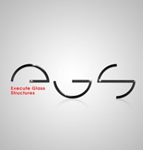 طراحی لوگو شرکت egs